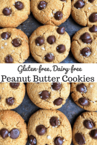 peanut butter cookies pinterest