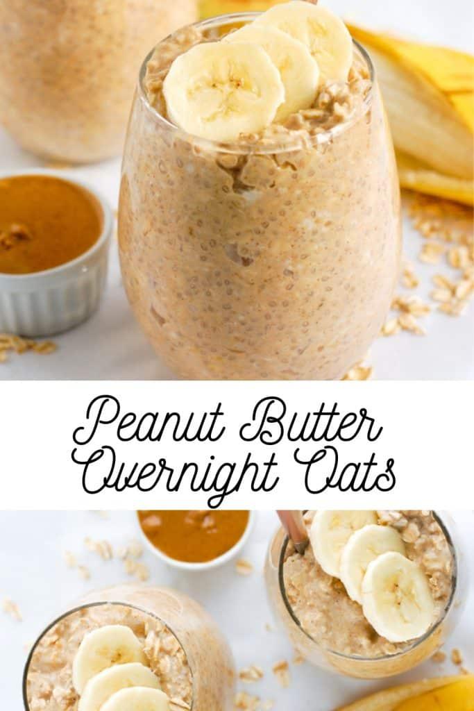 pinterest image for overnight oats