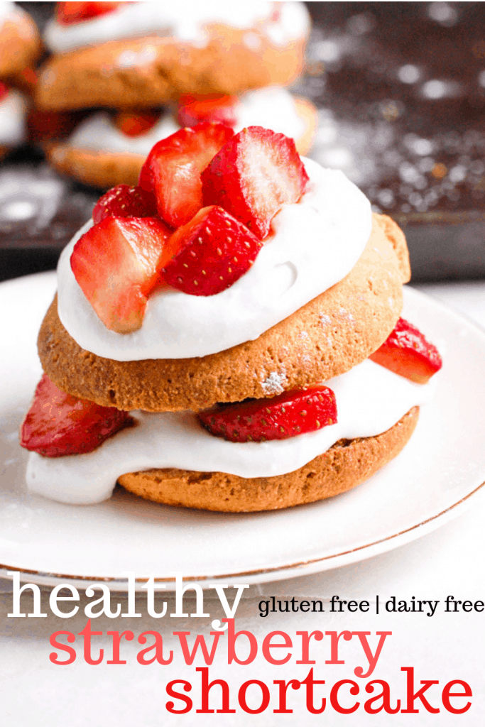 pinterest image for strawberry shortcake