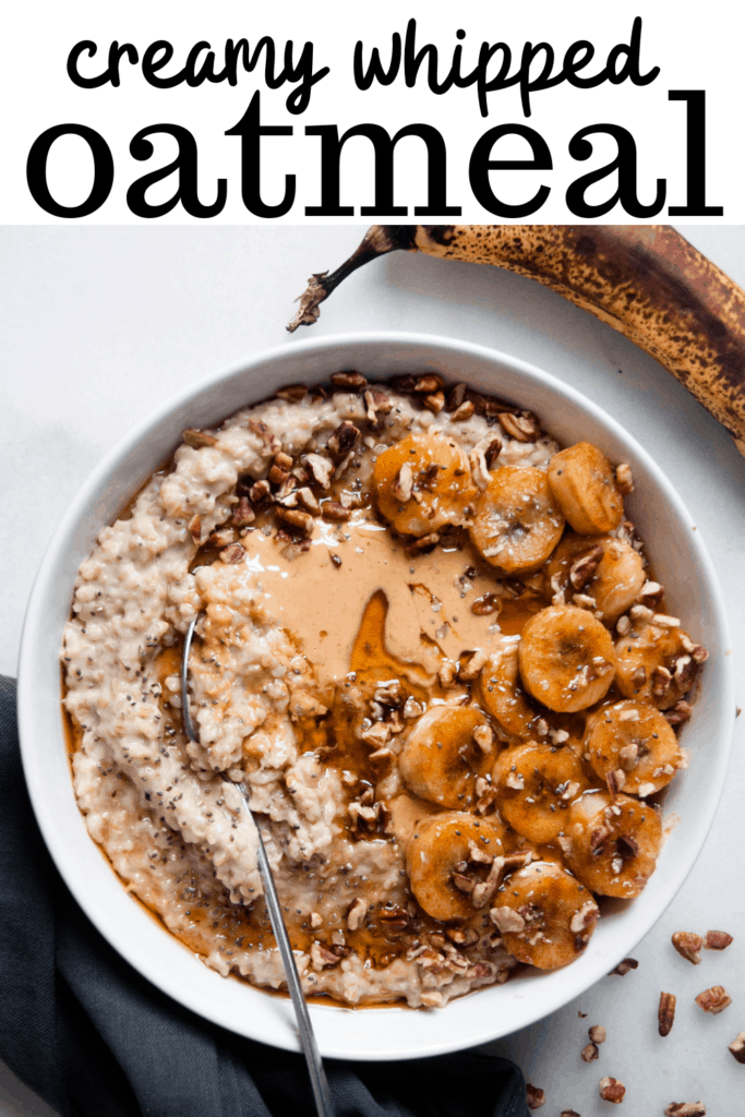 creamy steel cut oatmeal