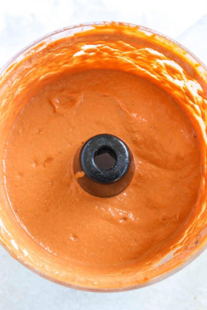 creamy vegan tomato sauce