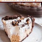dairy free peanut butter pie