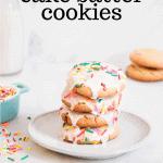 healthier cake batter cookies