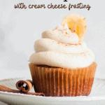 healthy banana cupcakes