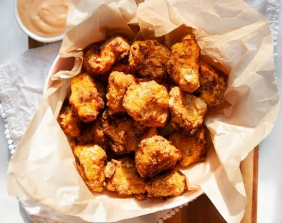 air fried chicken nuggets chickfila