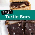 Paleo Turtle Bars