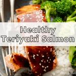 Healthy Teriyaki Salmon