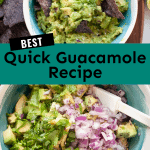 Best Quick Guacamole Recipe