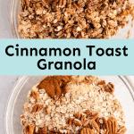 Cinnamon Toast Granola