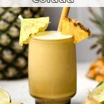 healthy pina colada