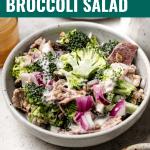 Light and Easy Broccoli Salad