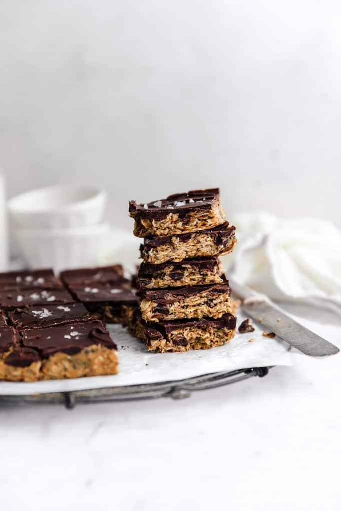 chocolate energy bars