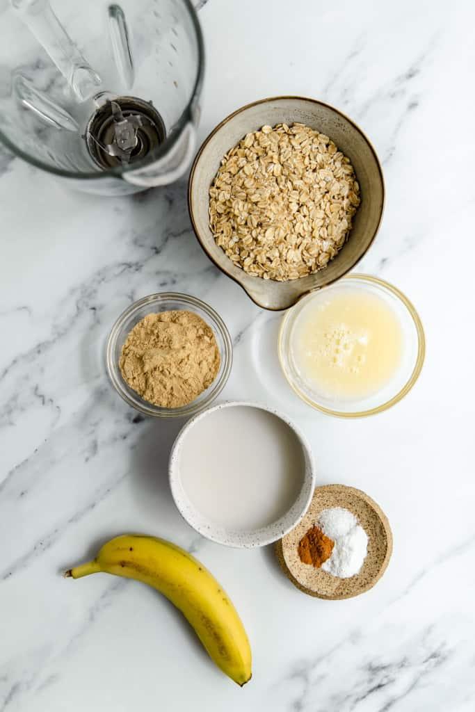 making protein pancakes