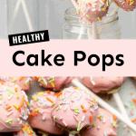 Healthy Cake Pops