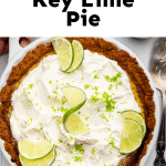 Healthy Key Lime Pie