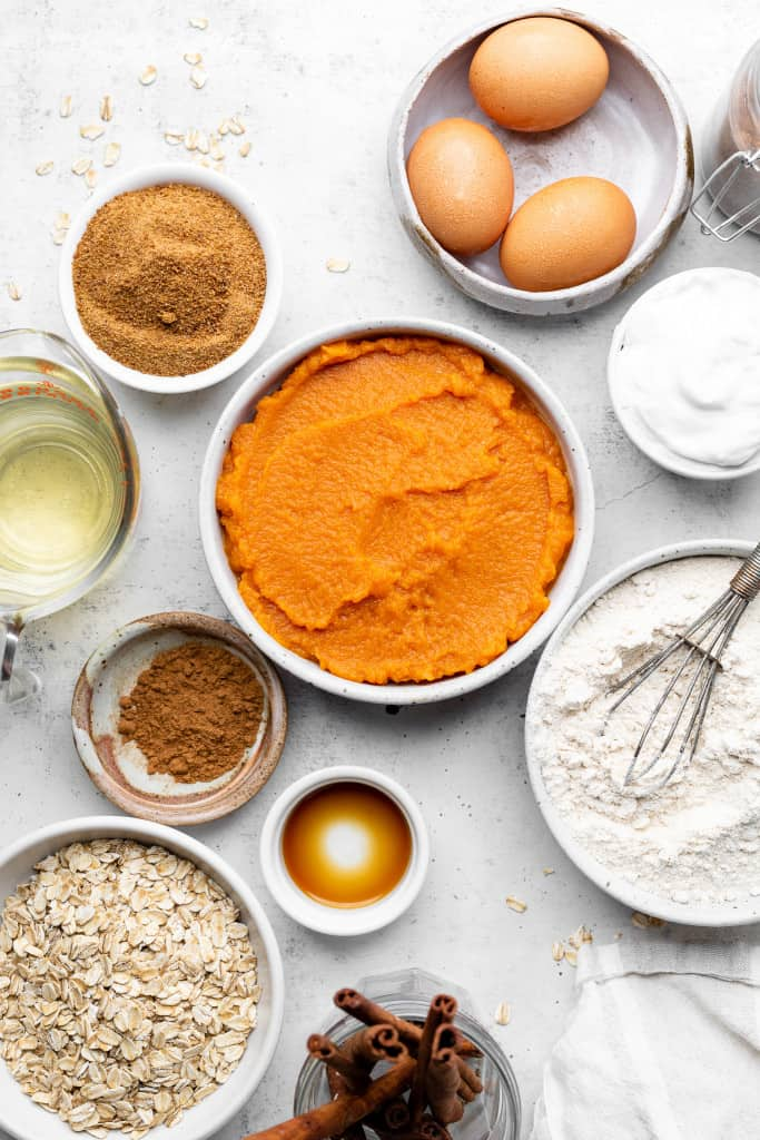 pumpkin crisp ingredients